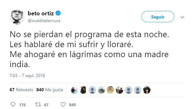 Beto Ortiz
