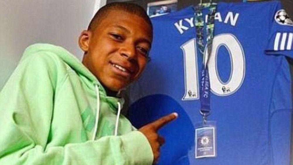 Mbappé Chelsea