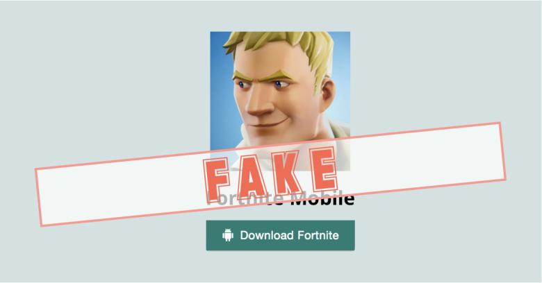 fortnite-falsos