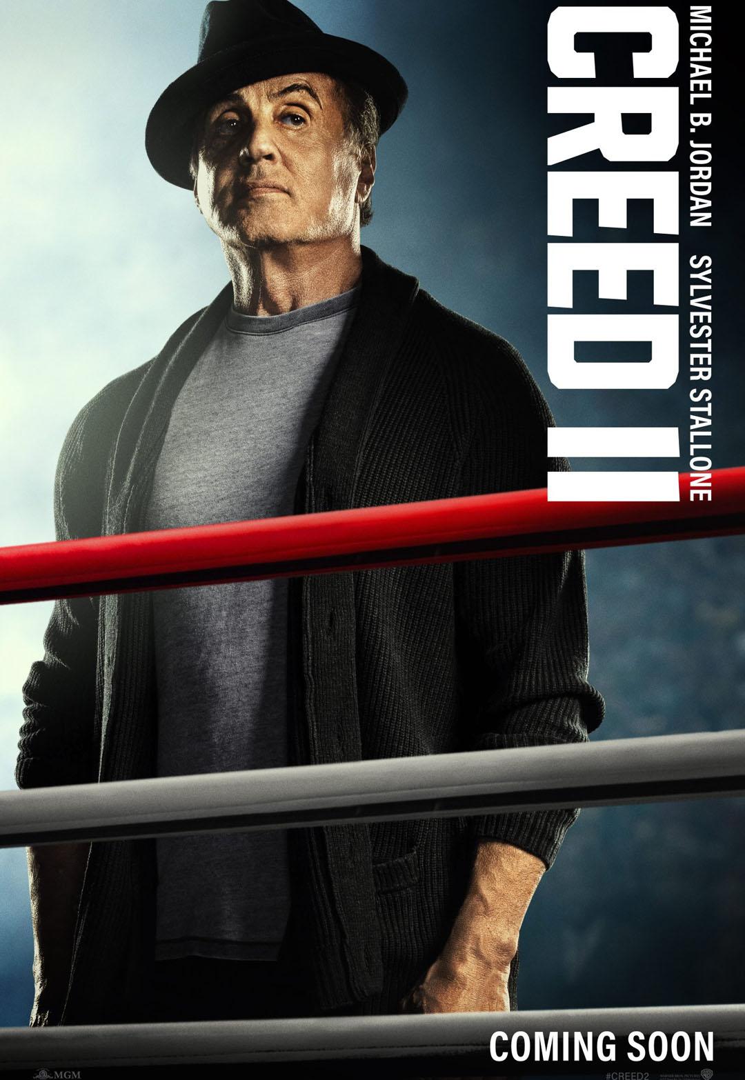 Creed Ii Se Revelan Los Posters Del Filme Que Continuará La