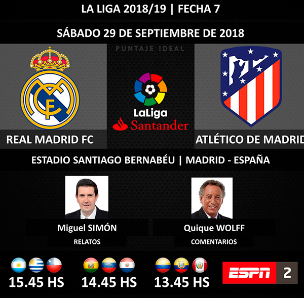 Image Result For Vivo Real Madrid Vs En Vivo Directv