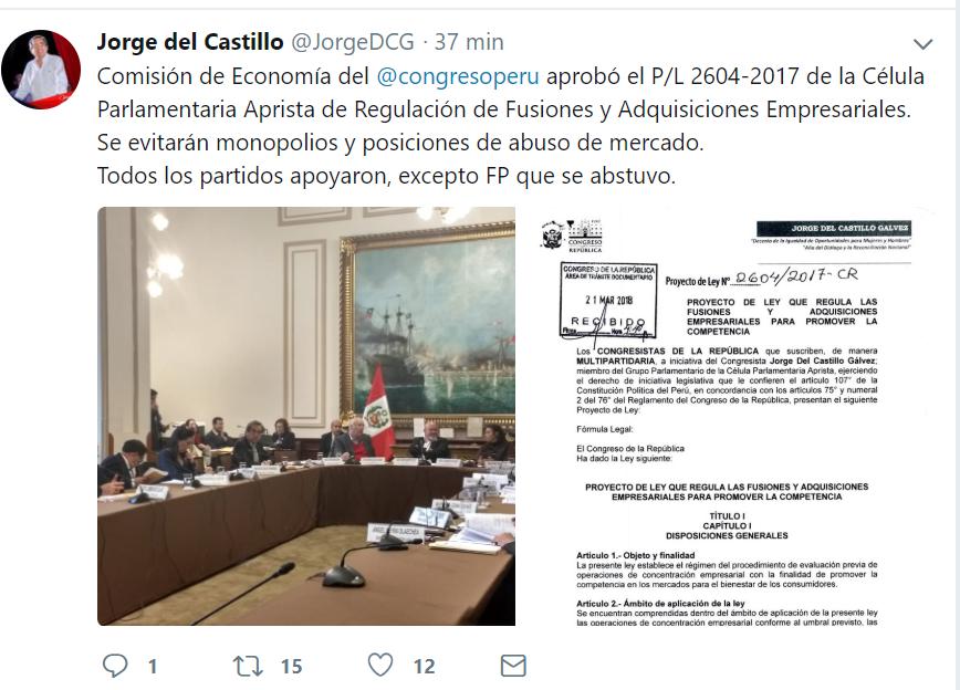 Fuente: Jorge del Castillo