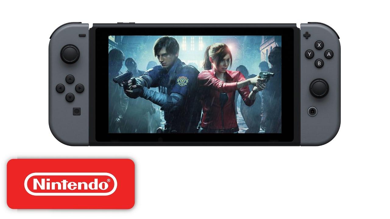 Resident Evil 2 Switch