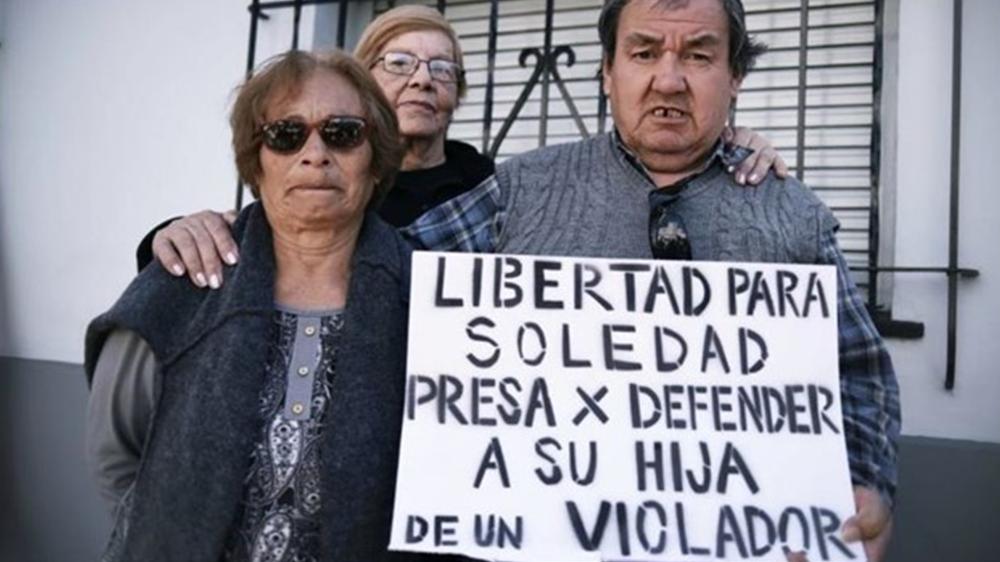 Libertada para Soledad