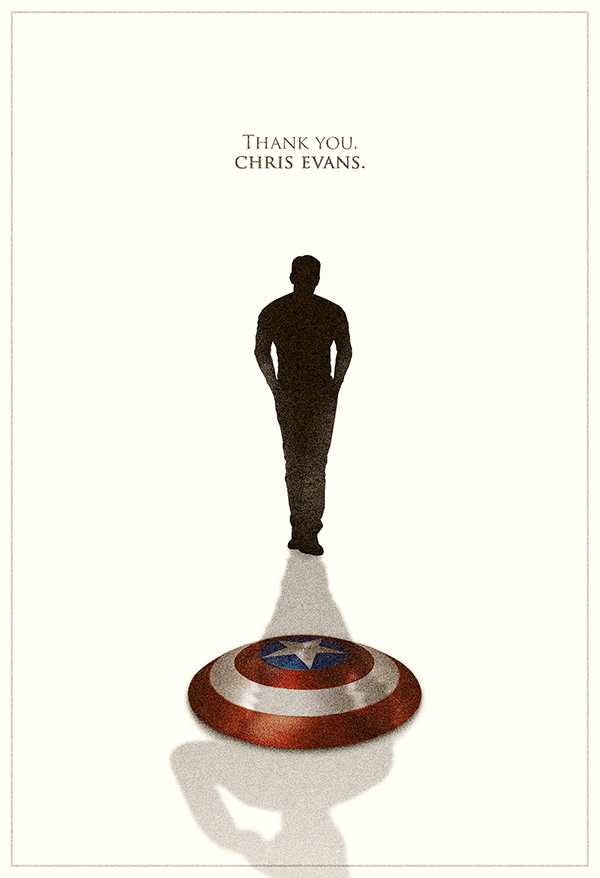Chris Evans se despide