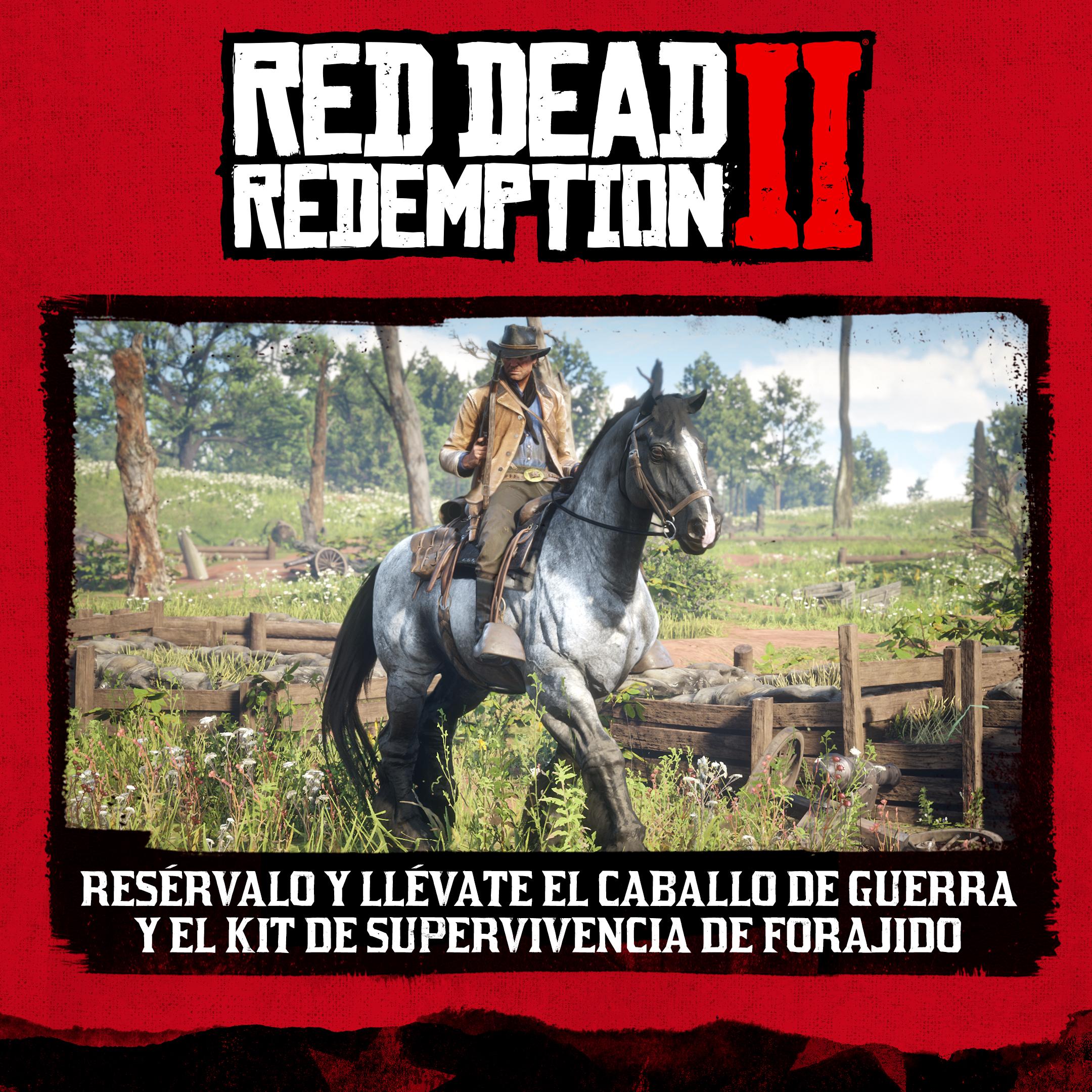 rdr2 reserva