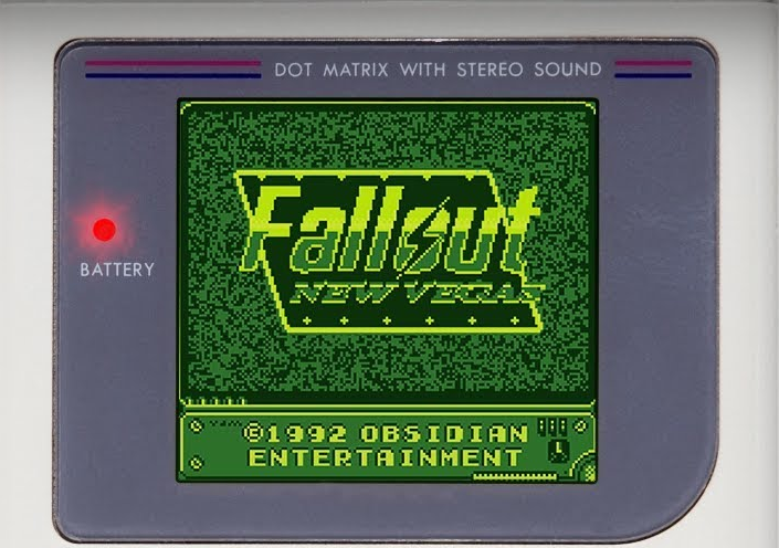 Fallout Gameboy
