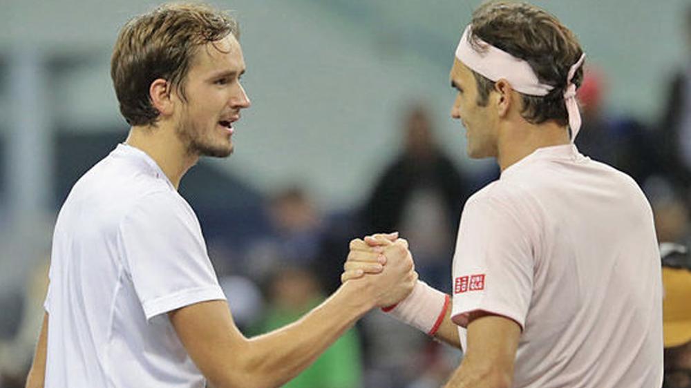 Federer felicita