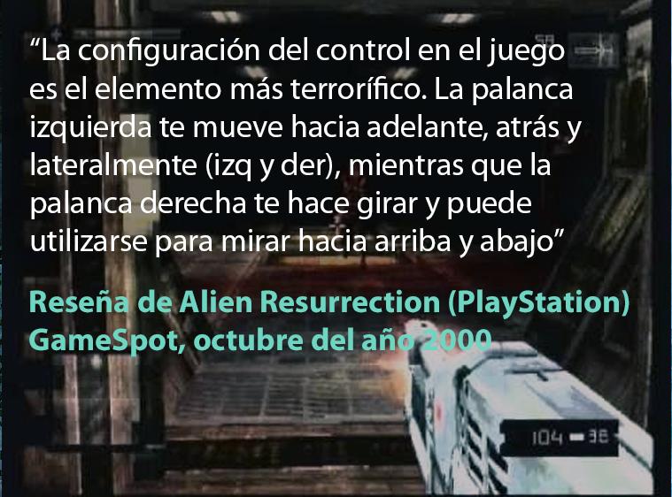 alien resurrection playstation
