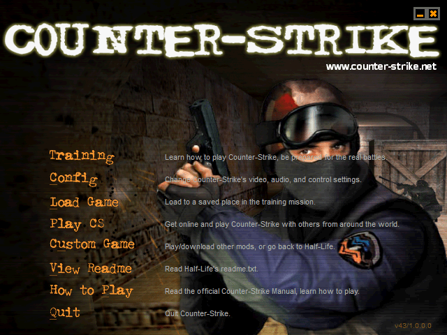 Counter Strike 1.5