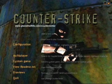Counter Strike Beta 1.0
