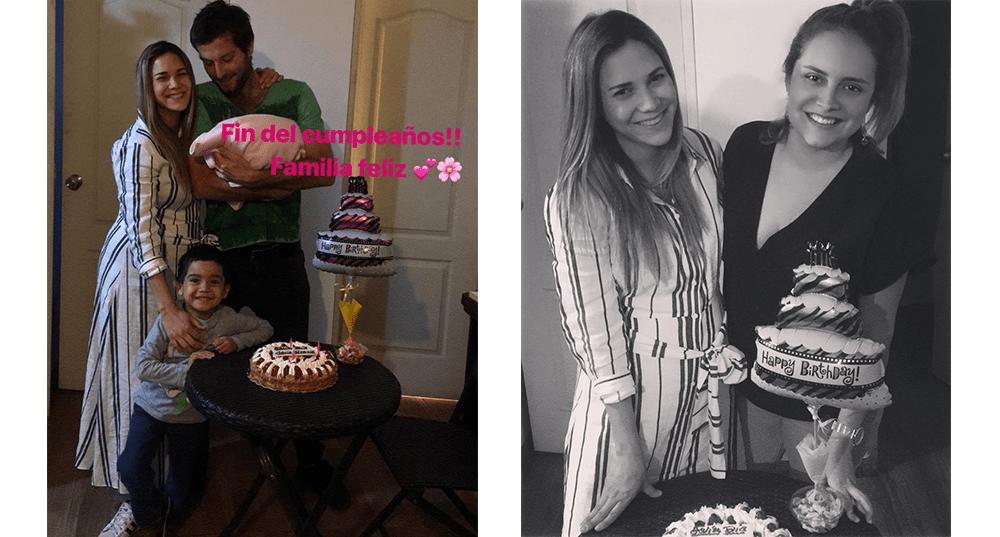 María Grazía celebró su cumpleaños número 27.