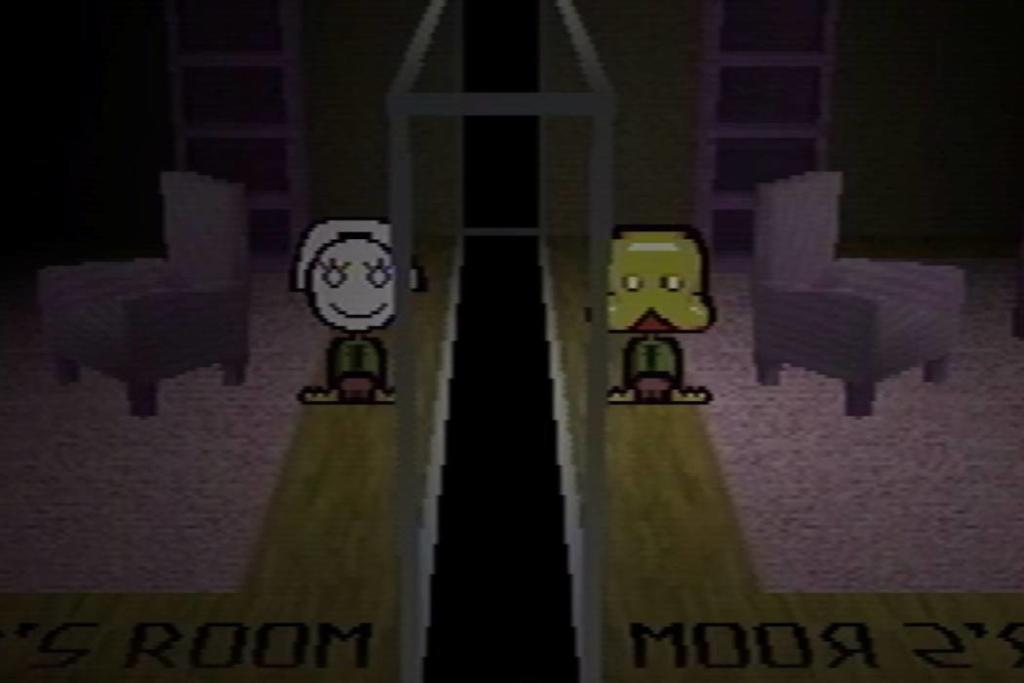 Petscop gameplay