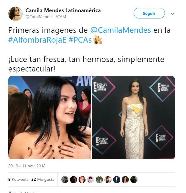 People´s Choice- Camila Mendes