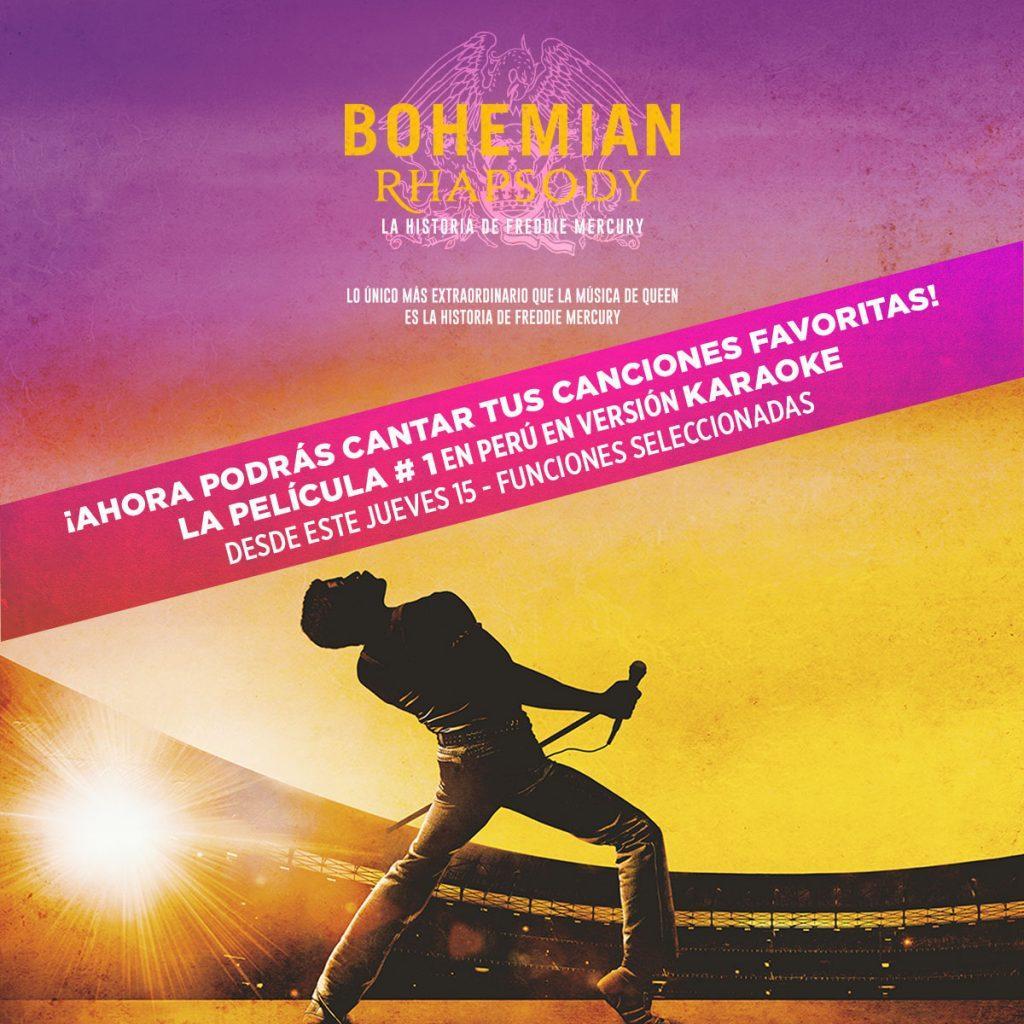 Bohemian Rhapsody Pel 237 Cula De Freddie Mercury Llega A