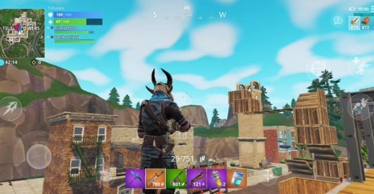 Fortnite Android iOS
