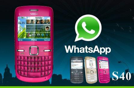 WhatsApp dejará de funcionar desde el 1 de enero en el Nokia S40.