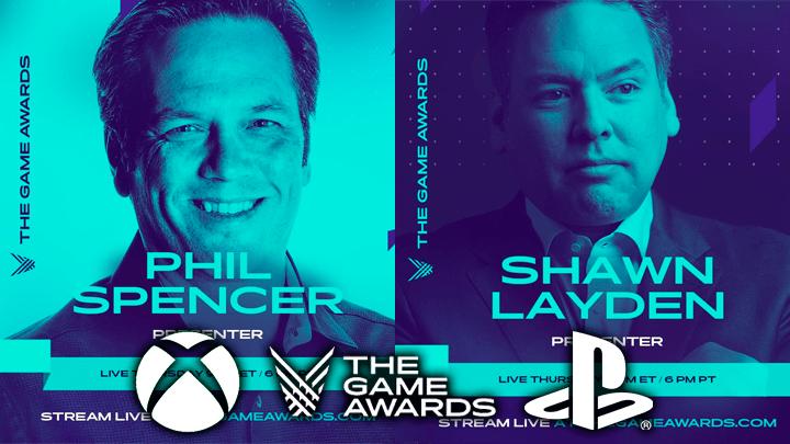 Game Awards 2018 Xbox y PlayStation
