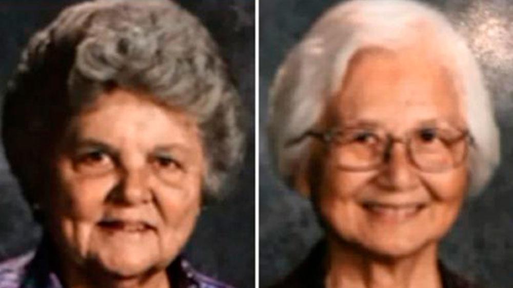Las hermanas Mary Margaret Kreuper (izquierda) y Lana Chang (derecha) devolverán el dinero robado. Foto: Metro.uk