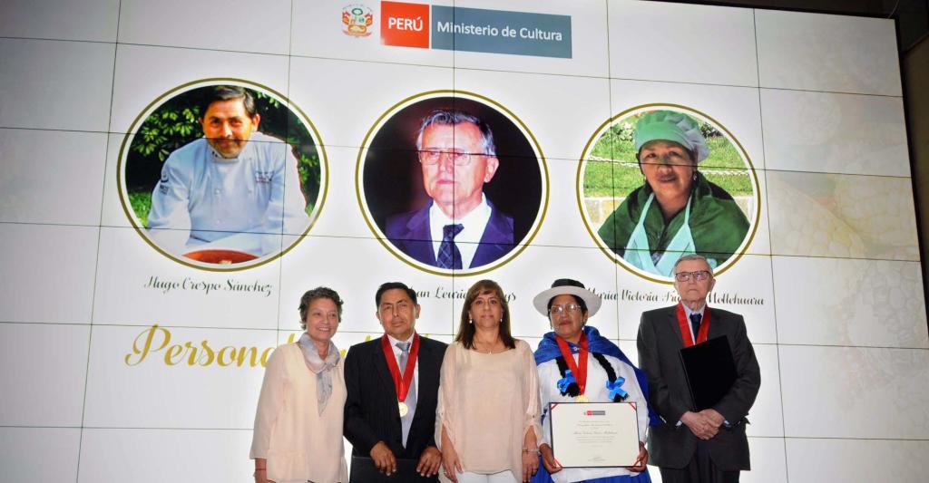 Dr. Johan Leuridan Huys, decano de la Facultad de CCTP de la USMP.
