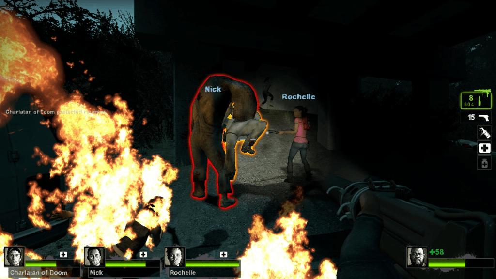 CS:GO Danger Zone Left 4 Dead 2 similitudes