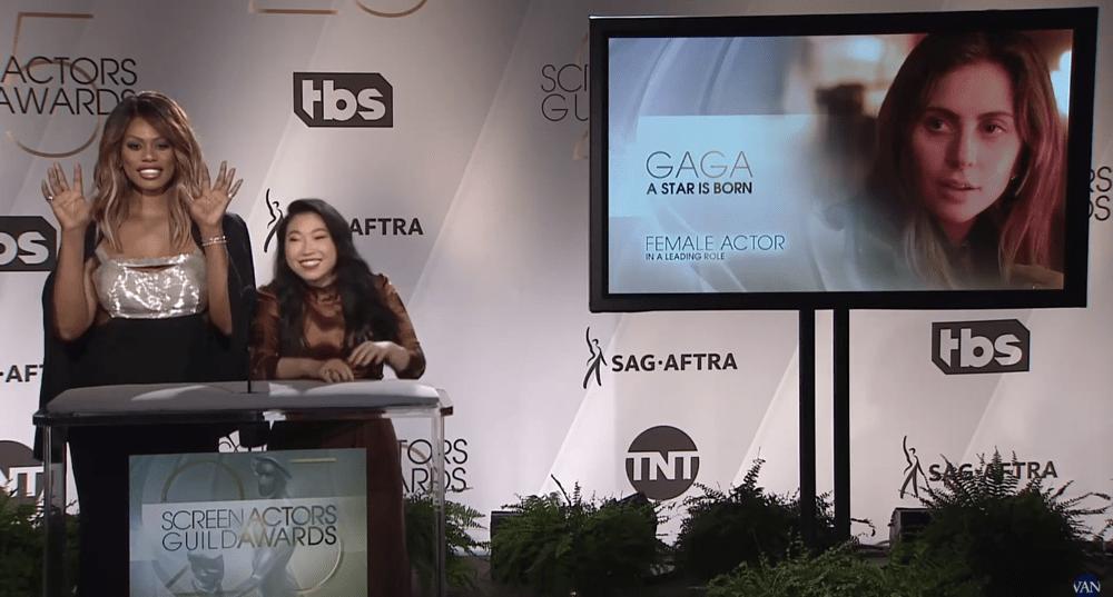 Resultado de imagen para premios SAG en Hollywood 2019 nominados