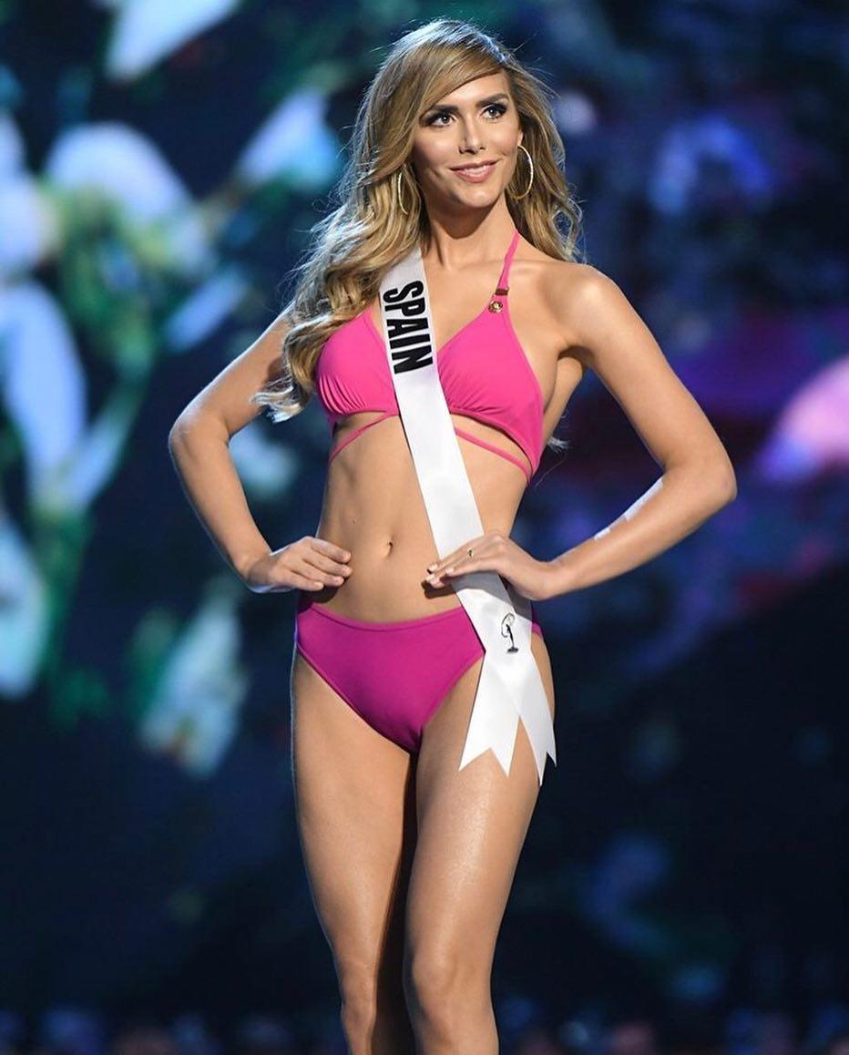 b610f5199dd Miss Universo 2018 EN VIVO  Angela Ponce impacta al lucir en bikini ...