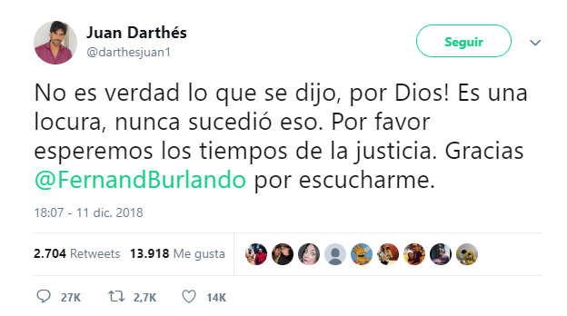 juan darthes twitter