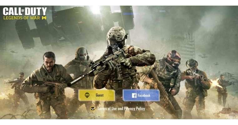 Call of Duty Legends of War COD Mobile