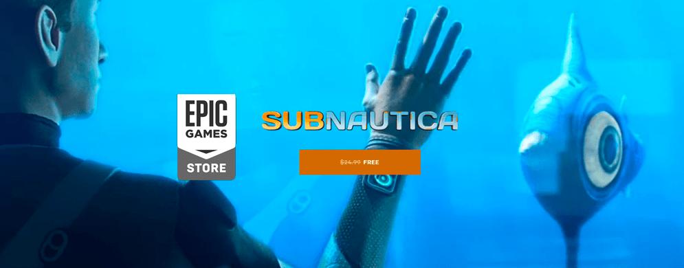 Subnautica Game Files Epic Games