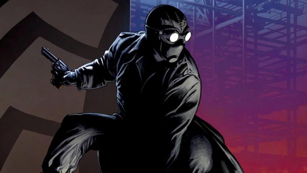 Spider Noir