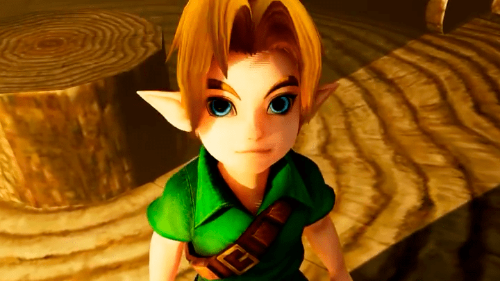 UE4 4K Ocarina of Time