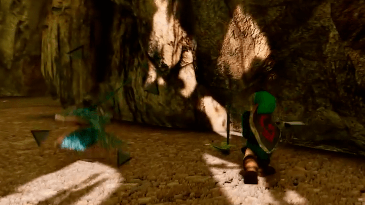 Unreal Engine 4 Ocarina of Time