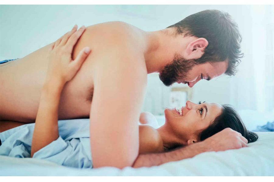 Una buena lubricación asegura un encuentro sexual sin dolor
