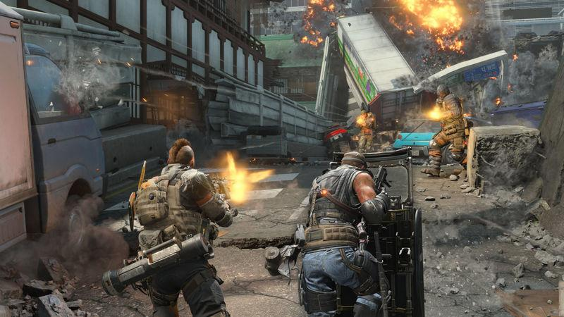 Call of Duty Black Ops 4 Blackout free to play
