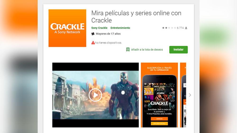 crackle-aplicativos-gratis-peliculas
