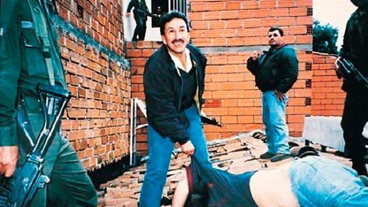 Asesino de Pablo Escobar