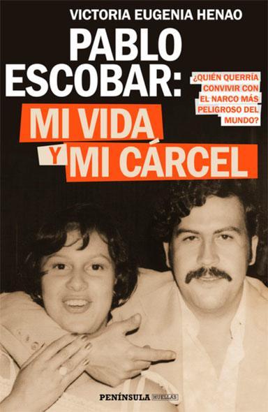 Libro de Pablo Escobar
