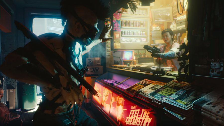 Blizzard contrata a director creativo de Cyberpunk 2077