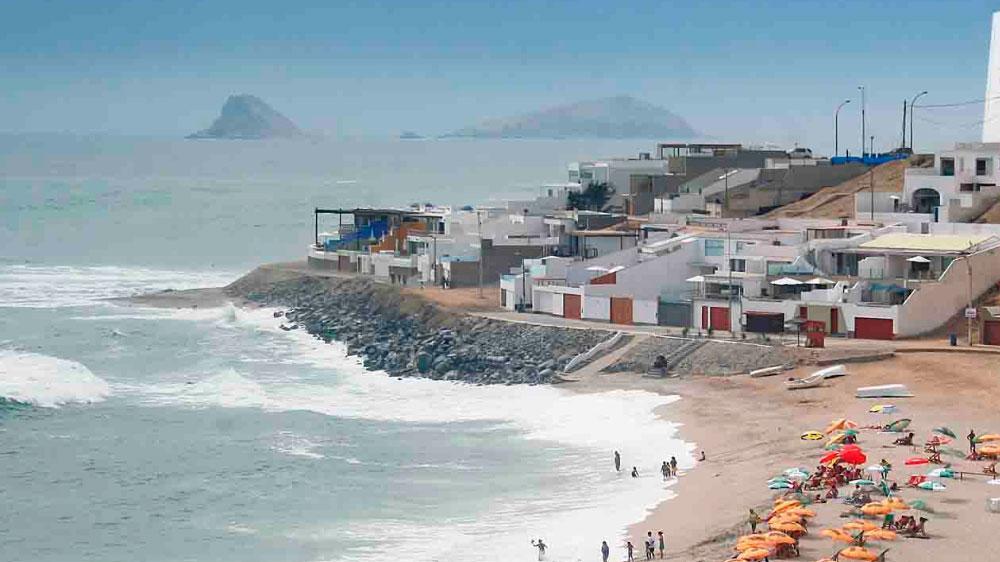 playas cerca de Lima