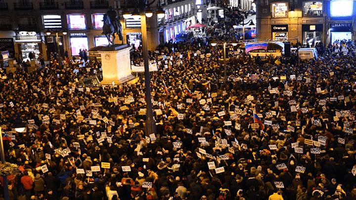 Protestas contra régimen de Nicolás Maduro
