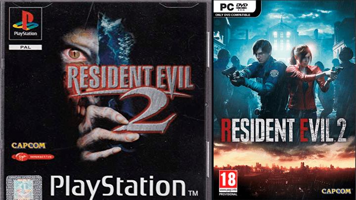 Resident Evil 2 Remake Vs Version De Ps1 Original Las Mejores
