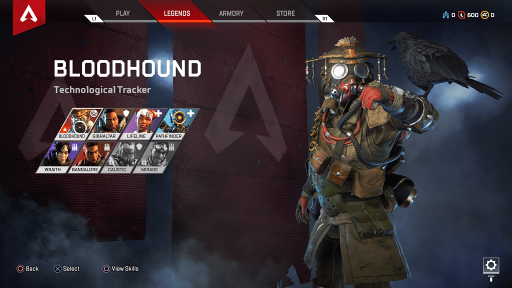 Apex Legends LGBTQ Bloodhound