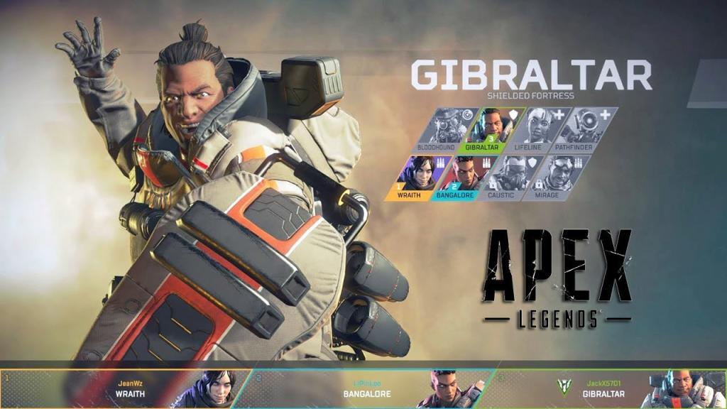Apex Legends LGBTQ Gibraltar