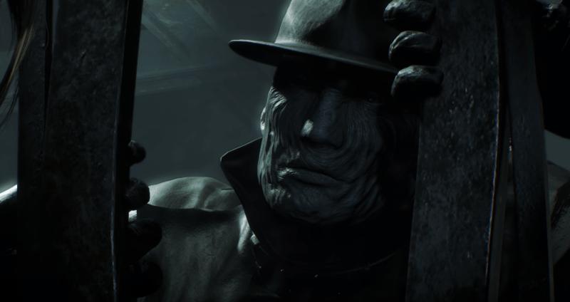 Mr. X clonado en Resident Evil 2
