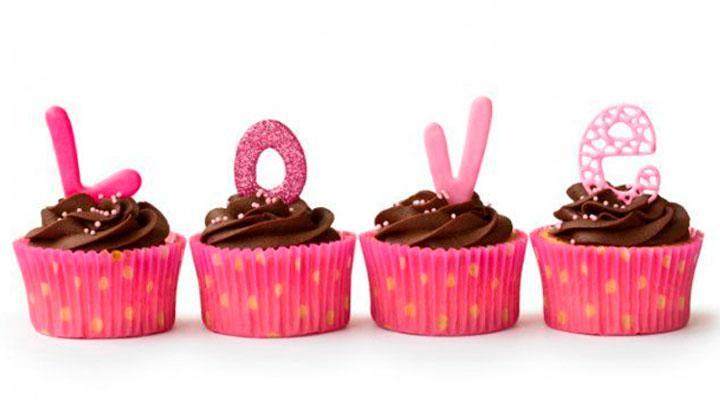 San Valentín 10 Maneras Para Decorar Cupcakes El 14 De