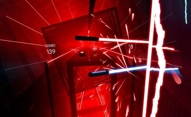 Beat Saber Steam VR patch