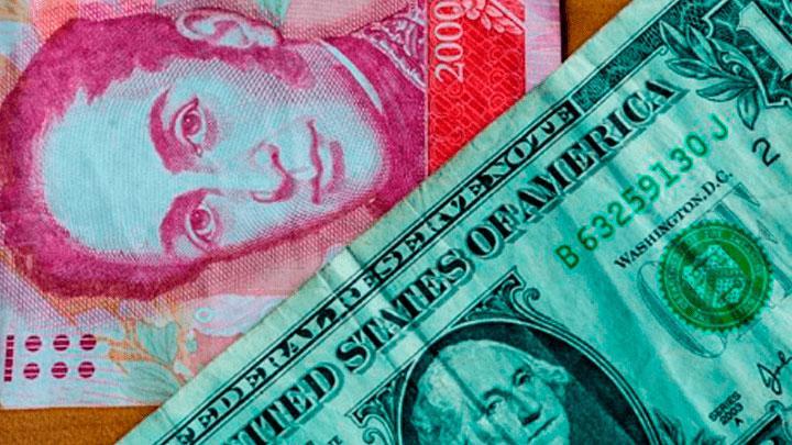 The dollar in Venezuela