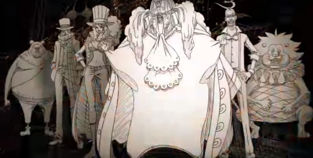 One Piece Stampede: revelan diseños oficiales de los Mugiwaras