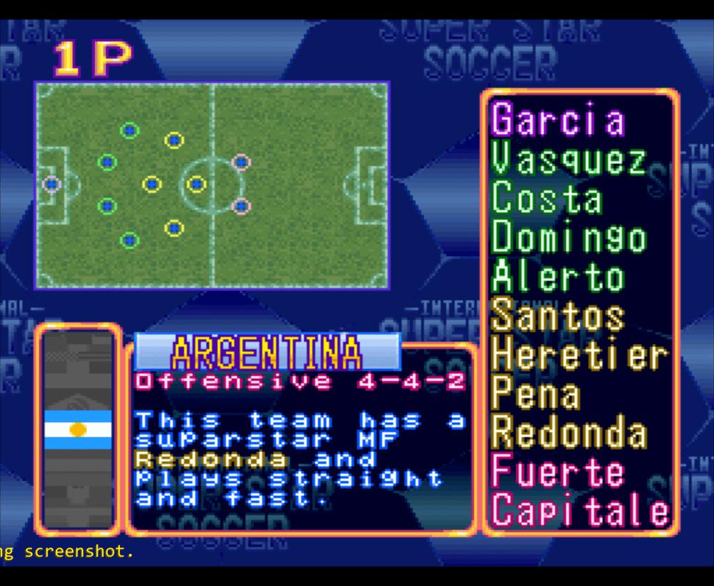 Argentina ISS